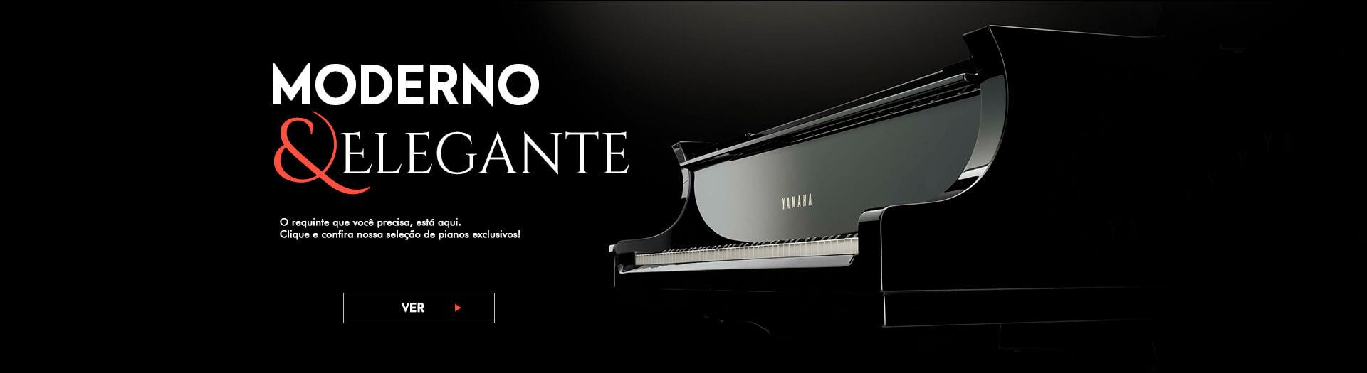 Banner Principal - Pianos