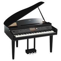 9affd05afde2a Digital em Teclas - Piano Digital Preto – intermezzo
