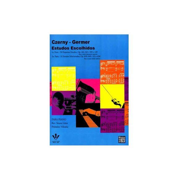 czerny-germer-estudos-escolhidos-volume-i-principal