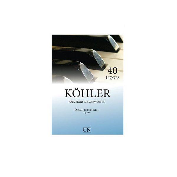 kohler-pedaleira-40-licoes-ana-mary-de-cervantes-principal