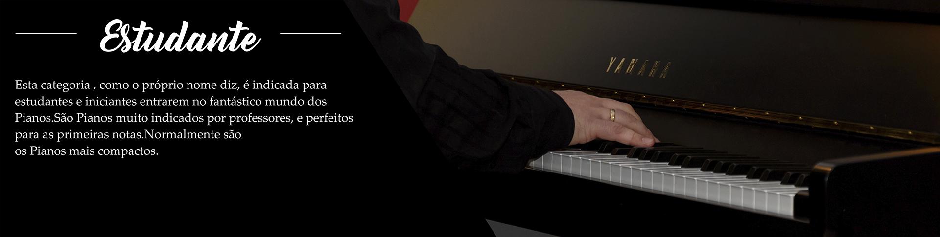 Banner Piano Estudante