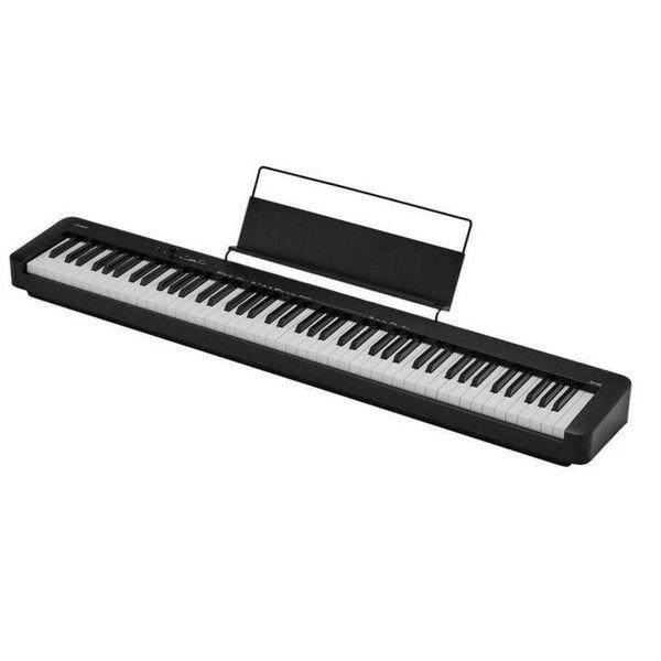 Piano-Casio-Cdp-s100-Bk-Stage-Digital-88-Teclas-Sensitivas