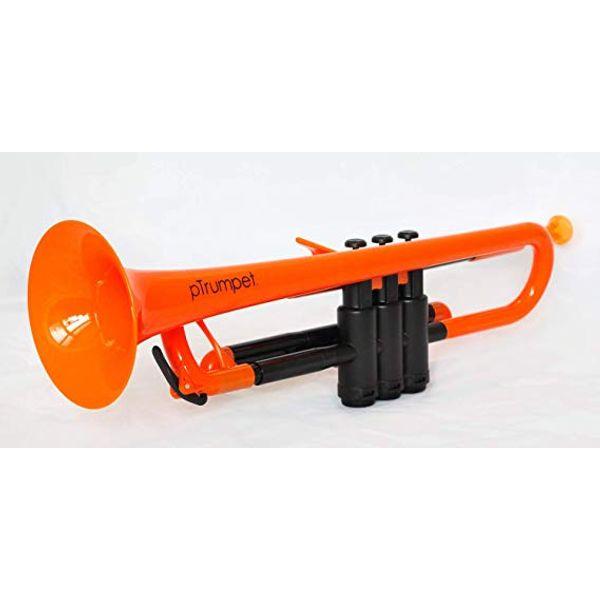 trompete-de-plastico-ptrumpet-laranja-corpo