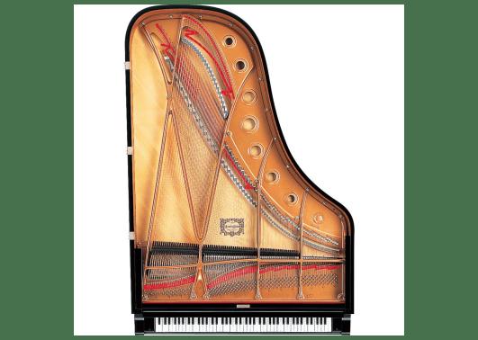 da6abe205ff15 O MAIOR DA SÉRIE CX  C7X - UM PIANO DE MUITO PRESTÍGIO E O SONHO DE  QUALQUER PIANISTA.